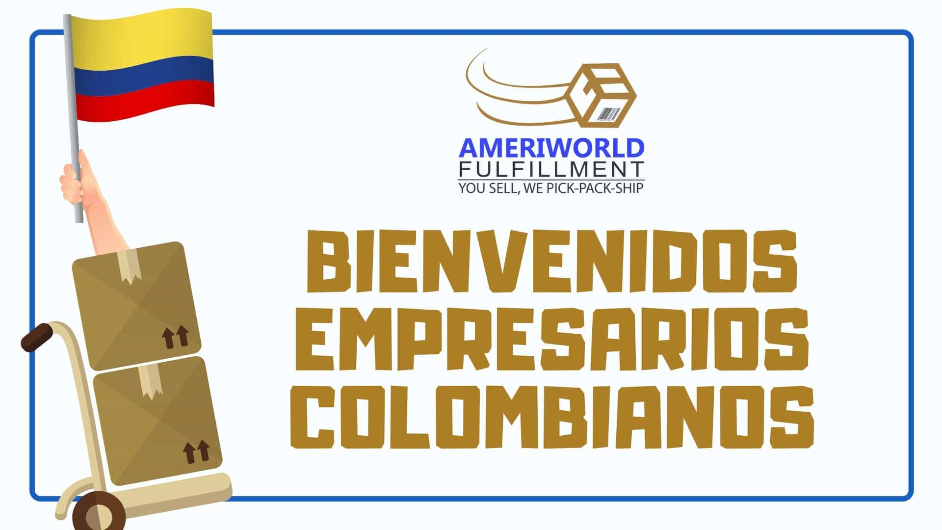 Welcome Sign to Colombian Companies